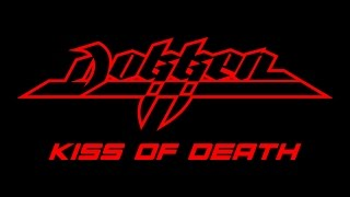 Gambar cover Dokken - Kiss Of Death (Lyrics) Official Remaster