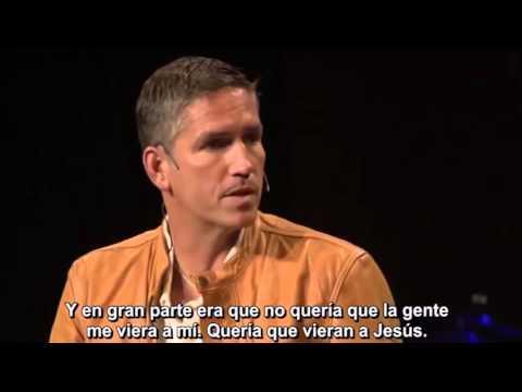 Entrevista a  JIM CAVIEZEL, El Actor que hizo de JESUS en  La PASION DE CRISTO