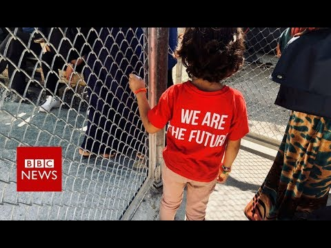 'The worst refugee camp on earth' - BBC News