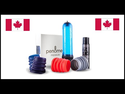 Penomet Canada | Buy Penomet Penis Pumps In Canada!