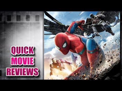 QMR - Spider Man Homecoming