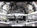 Mercedes ?enz  230 ??84?special limited 100