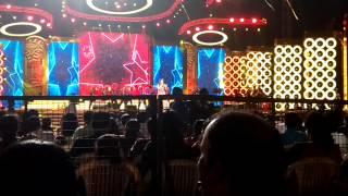 Rimy Tomy at Vanitha film awards 2015
