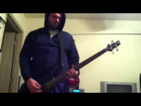 Chevelle - Antisaint Bass Cover mp3