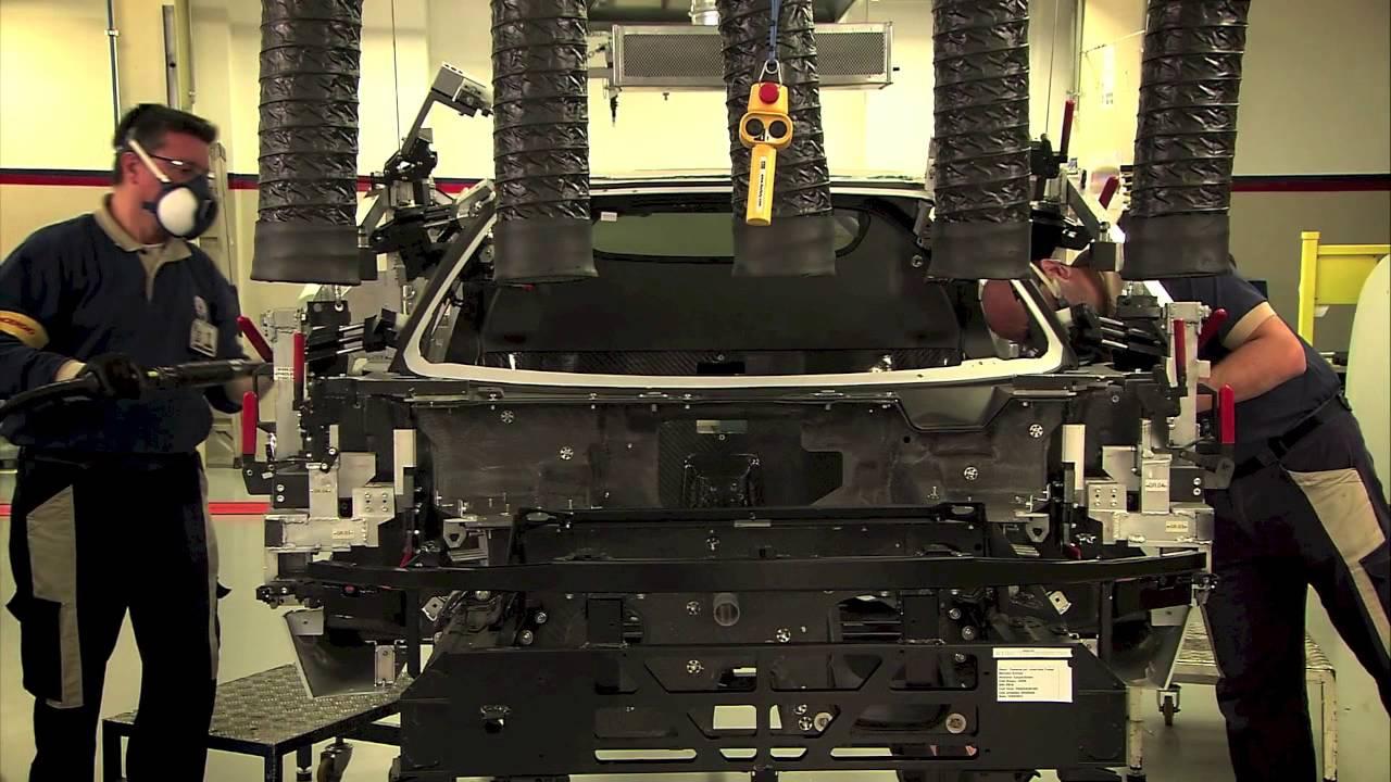 How To Build An Alfa Romeo 4c Sports Car Youtube