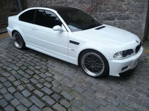 White E46 M3 L8bma Com My M3 Project Youtube