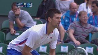 Hewitt (AUS) v Djokovic (SRB) Men
