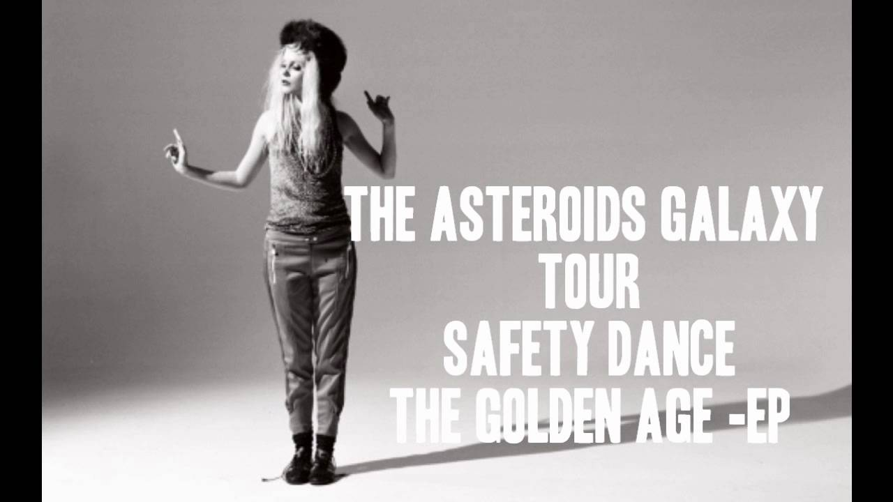 The Asteroids Galaxy Tour - Safety Dance - YouTube