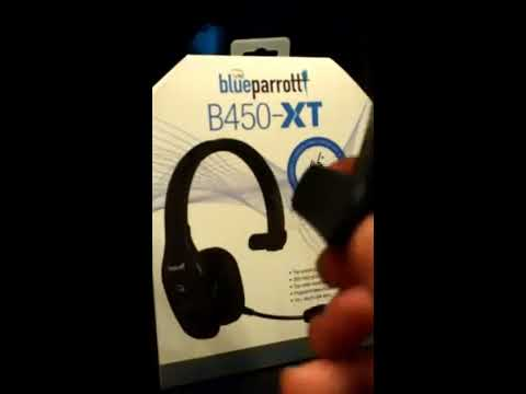 Blue Parrott B450 - XT