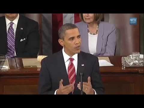 State of the Union Address - 2010 - Citizens United