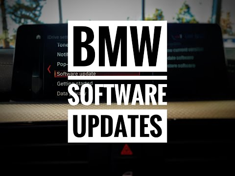 BMW Software Updates
