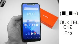 OUKITEL C12 Pro - Alltagstest eines Low Budget China Phones - Moschuss.de