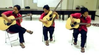 Padi - Sobat Melody Section (Acoustic Cover by Riadyawan)