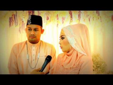 Pernikahan Beego dan Linda Hasyim.