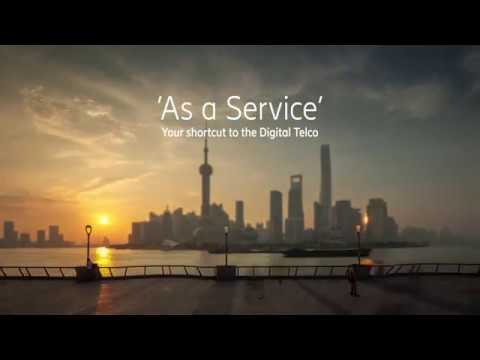 'As a Service' – your shortcut to becoming a Digital Telco!