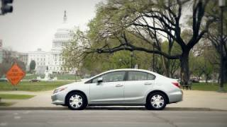 2012 Honda Civic Hybrid Review - Civic Hybrid cuts Prius's lead in fuel economy race, but..