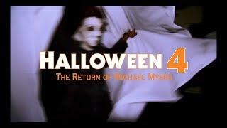 Halloween Horror Nights Halloween 4 The Return of Michael Myers House Reveal (2018)