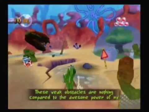 SpongeBob SquarePants: Creature from the Krusty Krab - Part 5 - Supersized Patty (1/2)