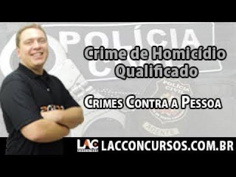 pc sc 2017 crimes contra a pessoa crime de homic dio qualificado youtube. Black Bedroom Furniture Sets. Home Design Ideas
