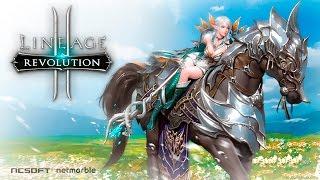 Lineage 2: Revolution - Mount Unlock Quest - Mobile - F2P - KR