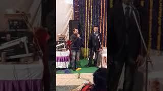 Ha tu h ....Jannat live karoke...by Nitin Raj