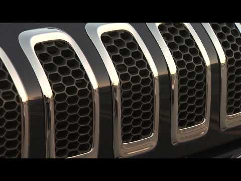 2014 Jeep Cherokee Running Footage