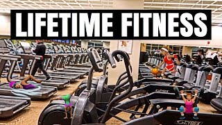 Lifetime Fitness Gym TOUR!