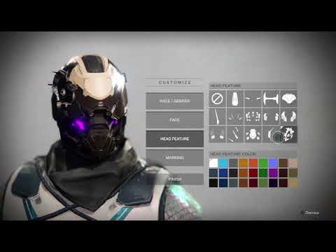 Destiny 2 Character Transfer and Creating a Character!!!