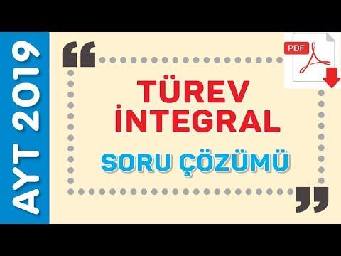 TÜREVE GİRİŞ DERSİ - Türevin mantığı |  ŞENOL HOCA