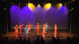 GHAWAZEE at Rex Music Theater by Artistic Studio Oriental Expression