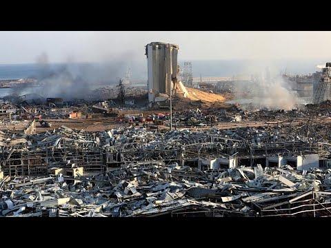 شاهد: دمار واسع في بيروت غداة انفجار المرفأ وحصيلة القتلى تتخطى المئة …  - نشر قبل 5 ساعة