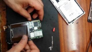 Nokia Lumia 920 замена дисплея