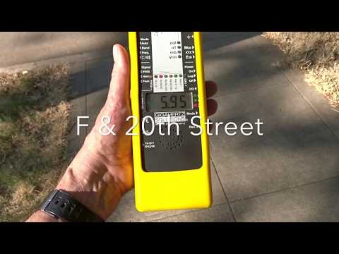 Powerline EMF Hazard: Extreme Magnetic Fields in Sacramento Homes
