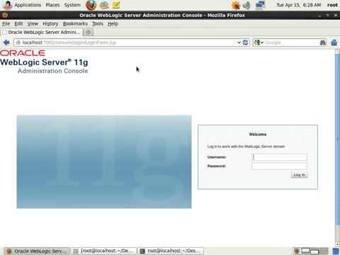 Clone Managed Server in Weblogic Server 10.3.3.