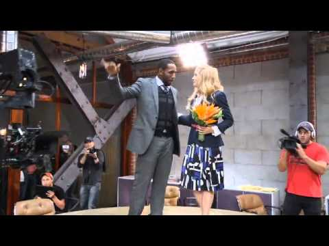 Allison Holker and Stephen tWitch Boss Proposal