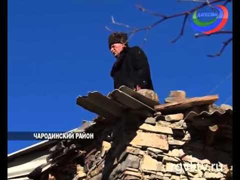 В Чародинском районе прошел один из древнейших обрядов встречи весны