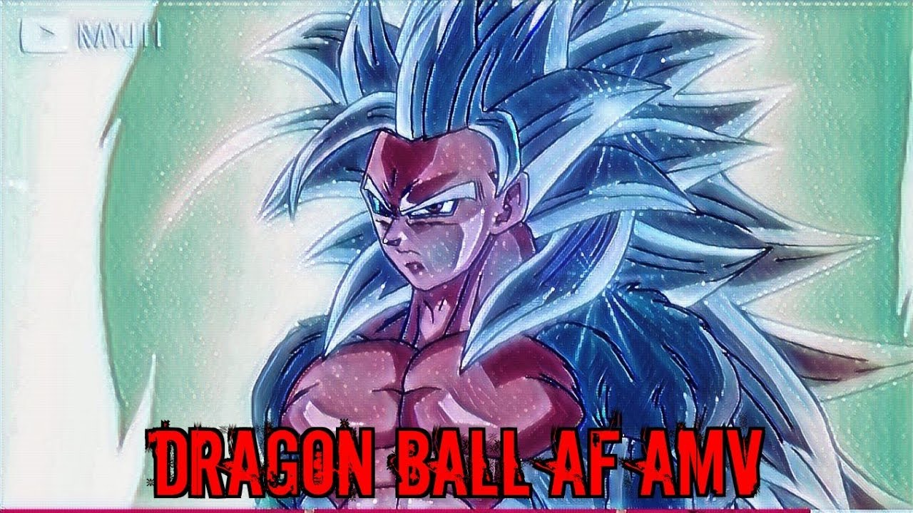 "Download Goku Super Saiyan 5 - Dragon ball AF AMV HD ""Android Porn"""