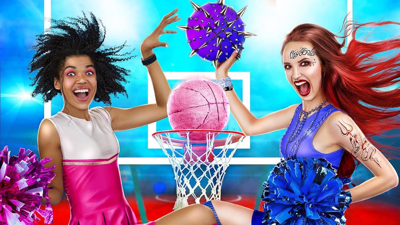 Good Cheerleader vs Bad Cheerleader