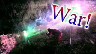 Epic Fireworks Battle