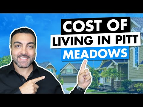 Cost Of Living In Pitt Meadows In 2020.
