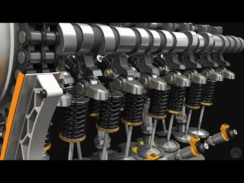 VVT ( Variable Valve Timing ) explanation by Aaditya Narayan Awasthi ( In Hindi )
