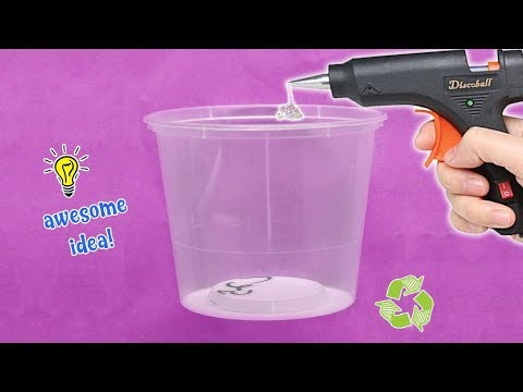 Amazing and Easy Recycle Empty Container Box Idea How to recycle container box|best reuse idea