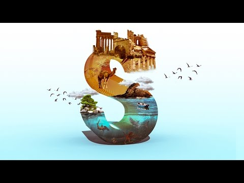photoshop cc 2015.5 tutorial 3d text world photo manipulation