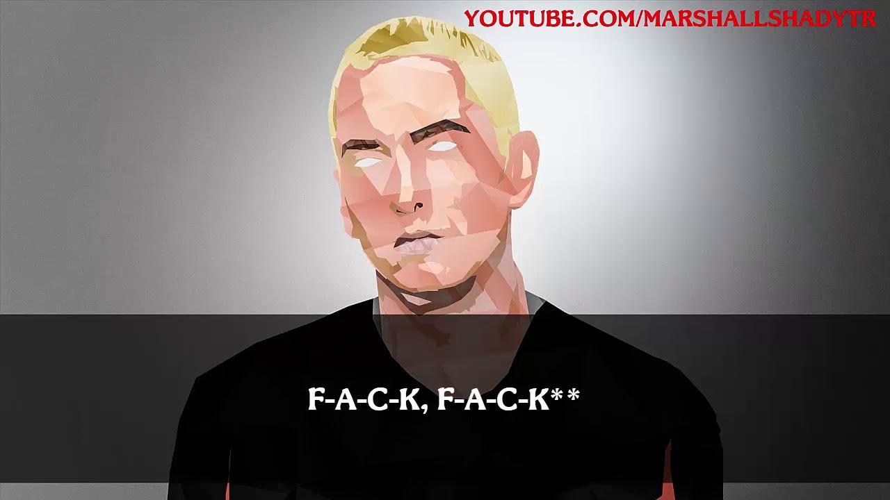 Download Eminem - FACK (Türkçe Altyazı) (+18)