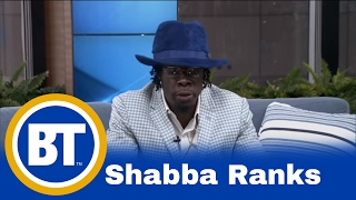 Catching up with Shabba Ranks