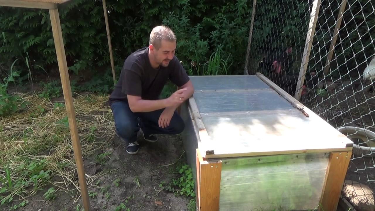 Frühbeet selber bauen | DIY - YouTube