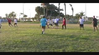 U SIT 5 NY Nomads vs Palm Beach Lost Tribe pt 1