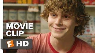 Safelight Movie CLIP - Contest (2015) - Evan Peters, Juno Temple Movie HD