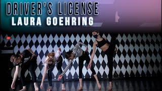 """Driver's License"" Olivia Rodrigo | Laura Goehring Choreography | PTCLV"