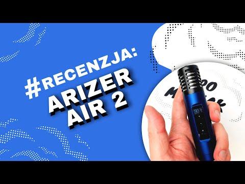 Arizer Air 2 Vaporizer (Waporyzator) Video-Recenzja PL - VapoManiak [1080p]